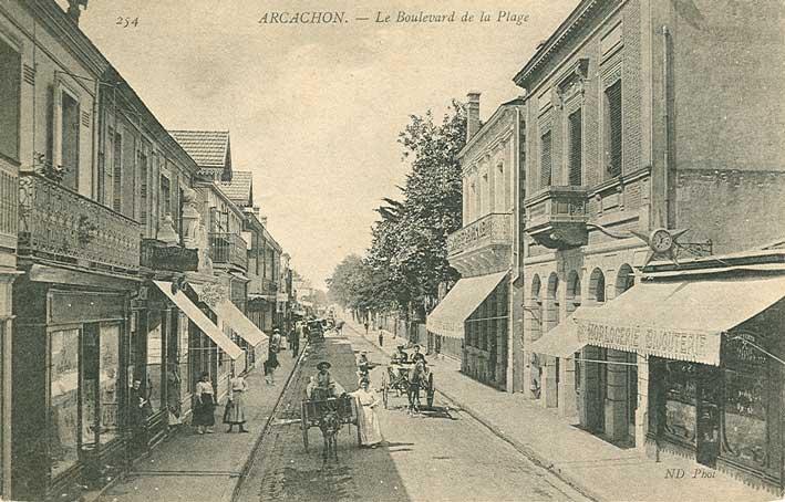 Boulevard de la Plage