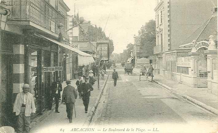 Bd Plage Est-Ouest