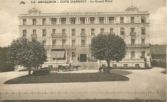 Gd Hôtel Bd Plage