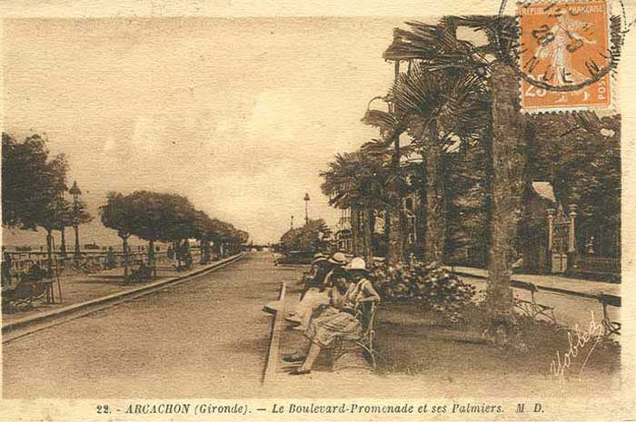 Boulevard Veyrier Montagnères