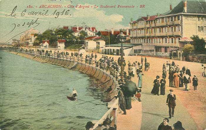 Boulevard-Promenade
