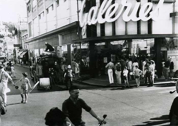 galeries 1950