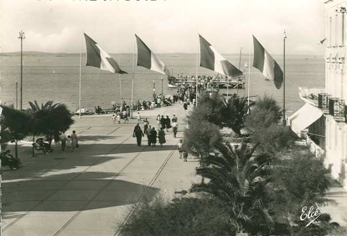 Place Thiers années 50
