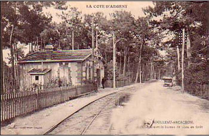 Route du Moulleau