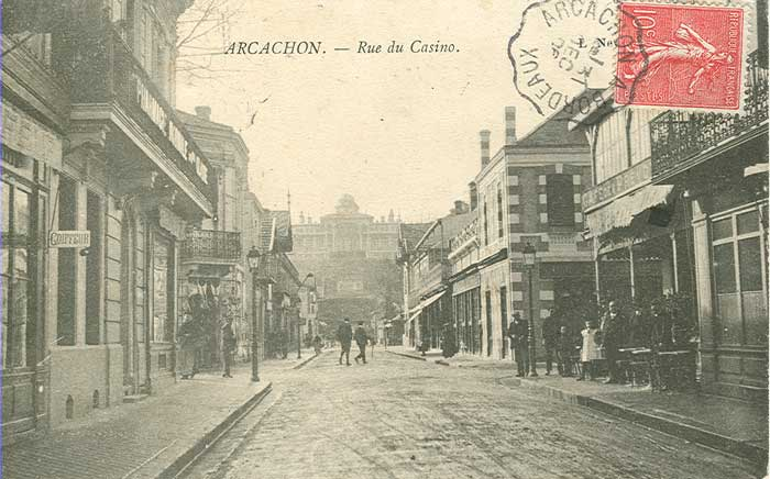 Rue du Casino