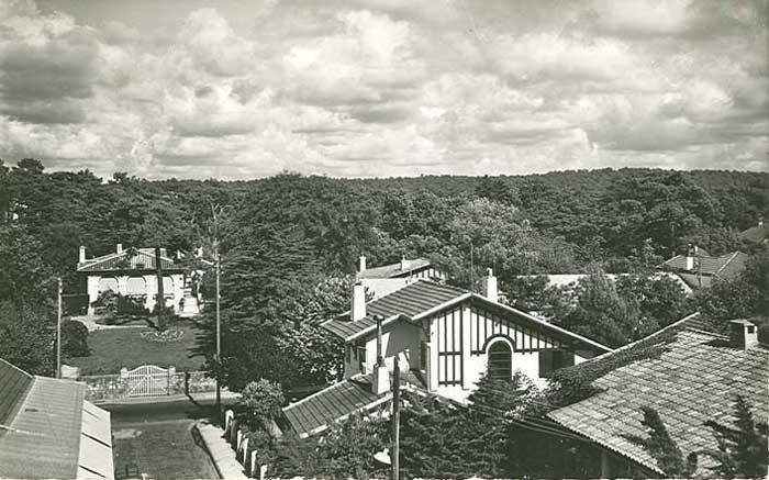 Rue du Débarcadère