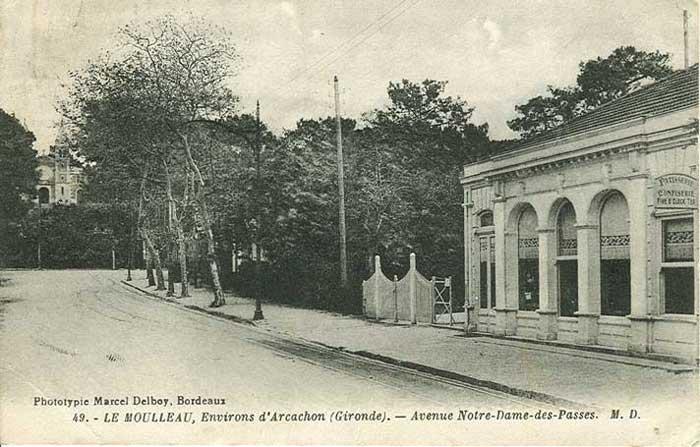 Rue Notre-Dame Des Passes