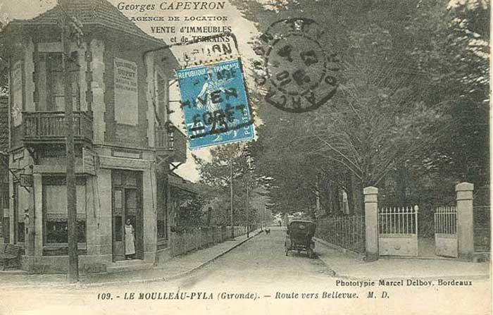 Rue St François-Xavier