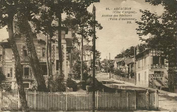 Avenue des Sorbiers