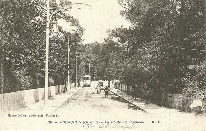 Tramway Arcachon