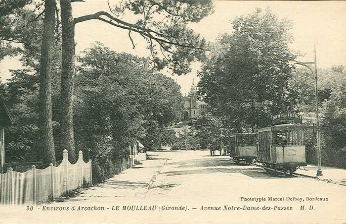 Trmway Moulleau