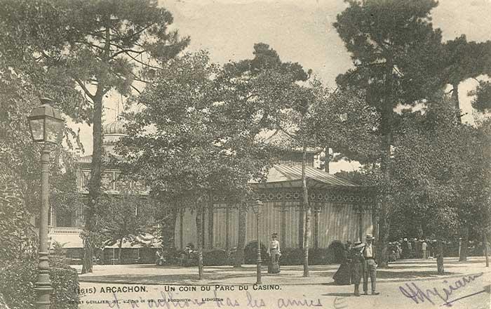 Parc Mauresque