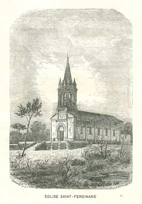 Ancienne Chapelle Saint-Ferdinand