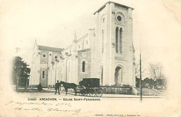 Saint-Ferdinand 1902