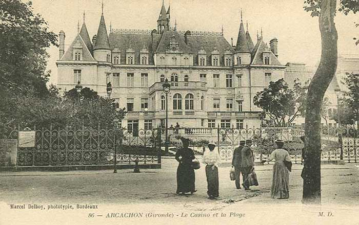 Casino boulevard de la Plage