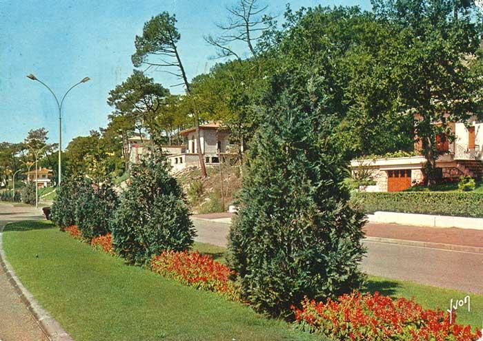 Avenue Parc Péreire