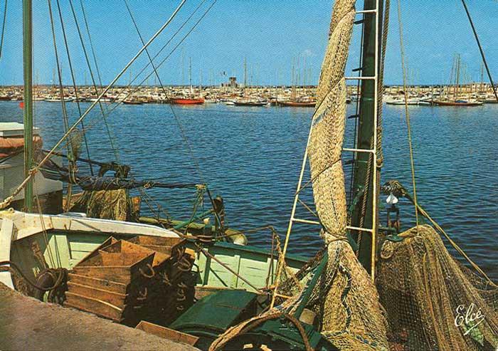 Port pêche