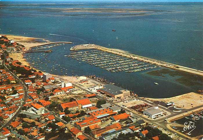 Port Arcachon vers 1970