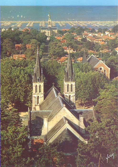 Vue de Saint-Elme