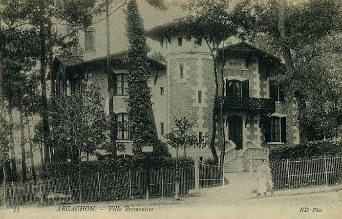 Villa Brémontier