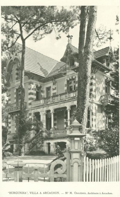 Villa Burgundia