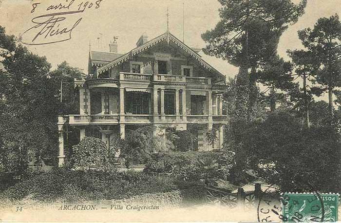 Villa Craigrostan