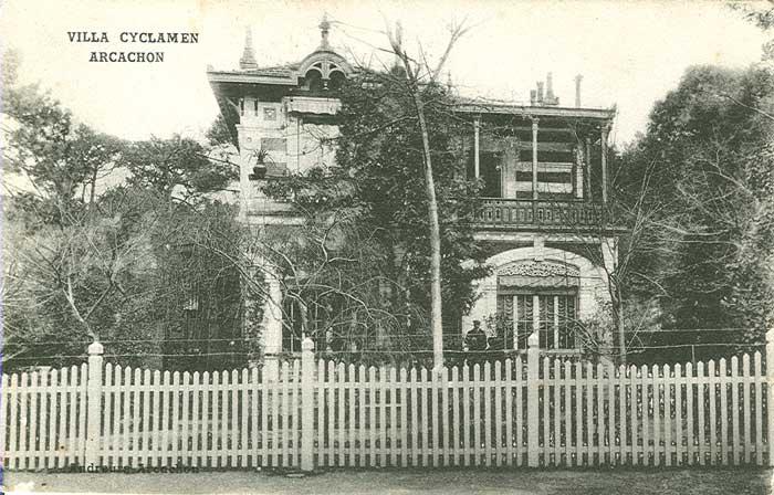 Villa Cyclamen