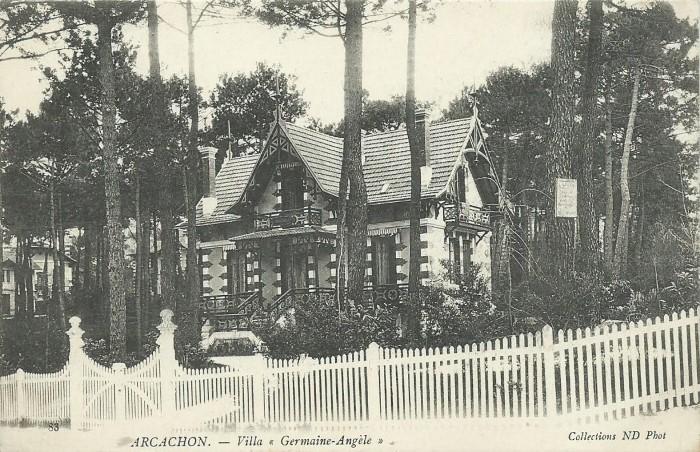 Villa Germaine-Angèle