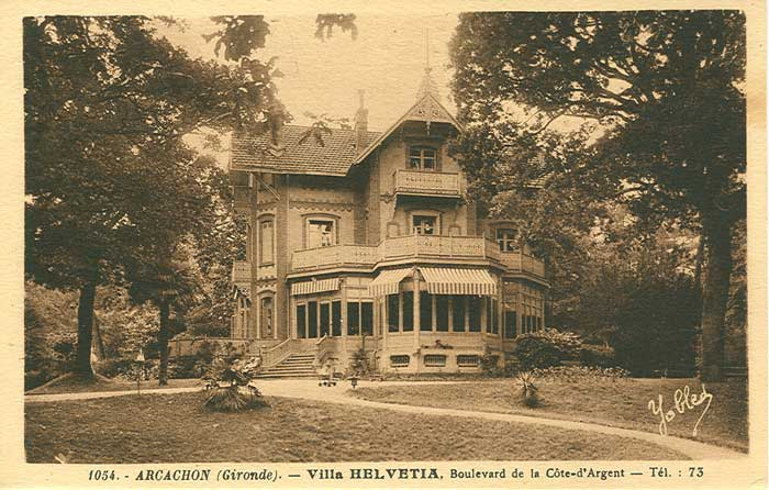 Villa Helvetia