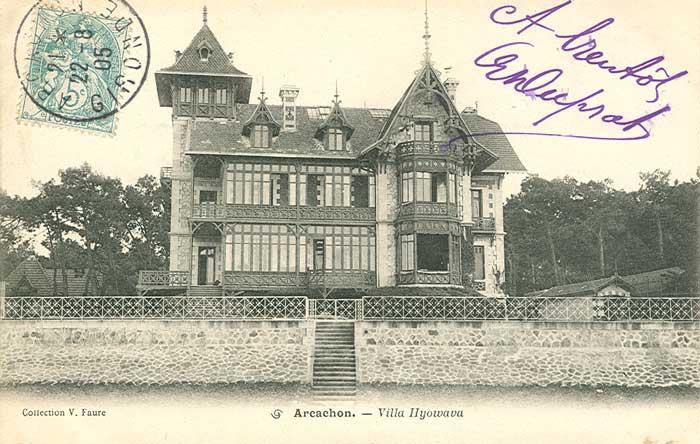 Villa Hyowava