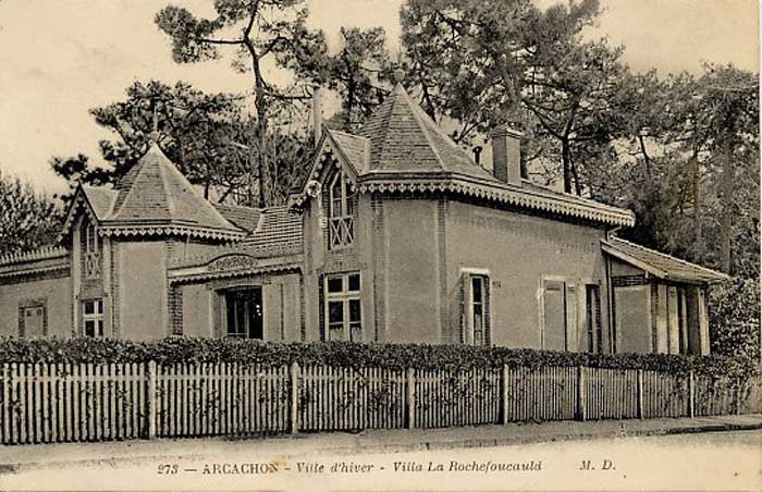 La Rochefoucaud