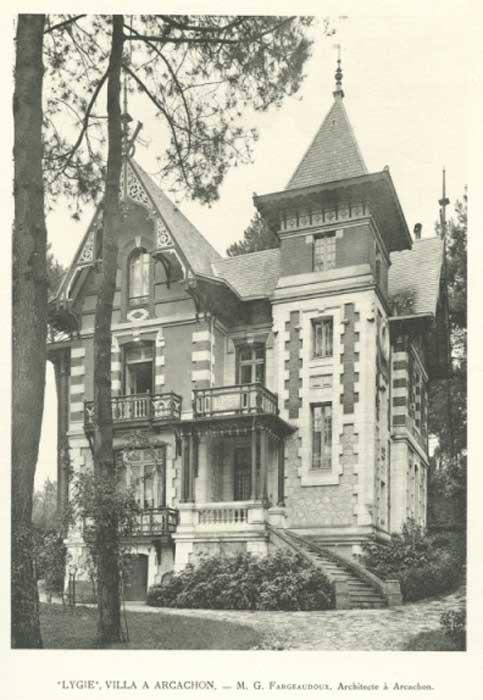 Villa Lygie