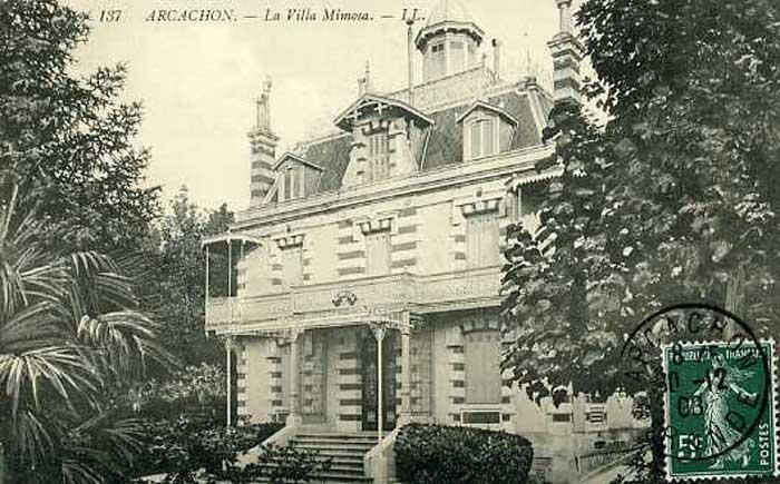 Villa Mimosa Stora
