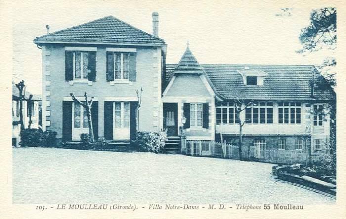 Chalet Notre-Dame Moulleau