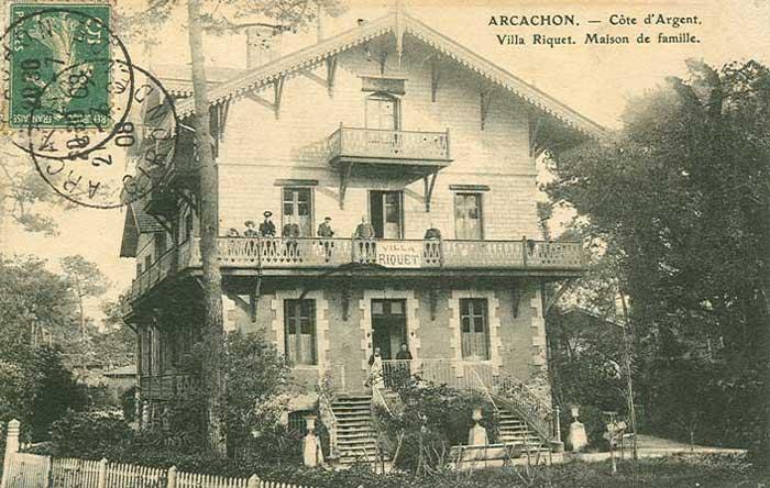 Villa Riquet Oceanic