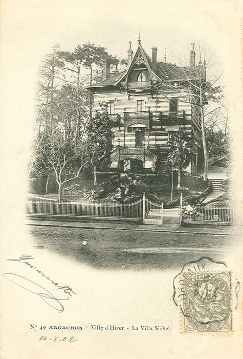 Villa Siebel