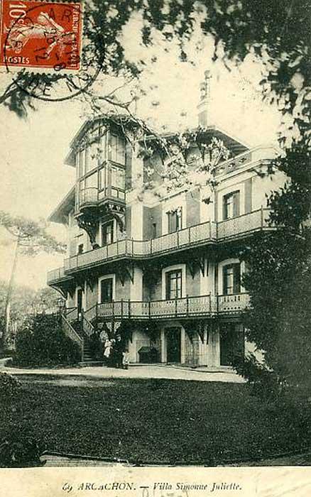 Villa Simonne et Juliette